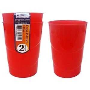 Copo Plástico – Kits Ref.: 10976